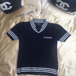 Chanel vintage shirt